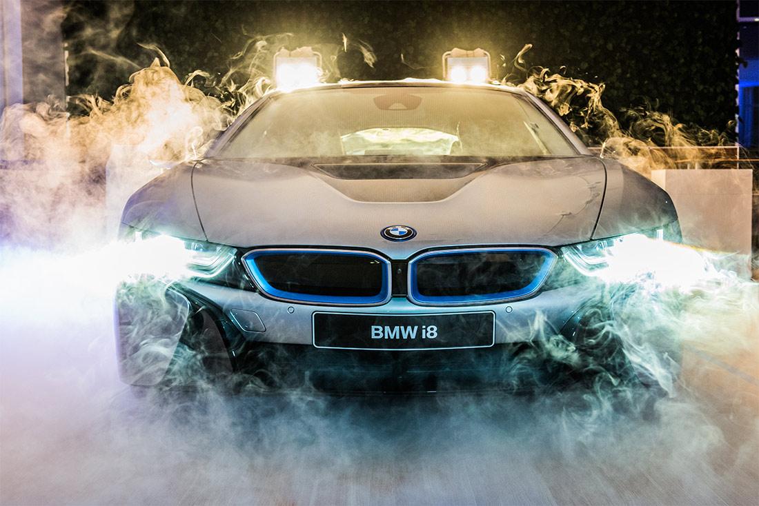 3DC - BMW Produkteinführung und Niederlassungseröffnung
