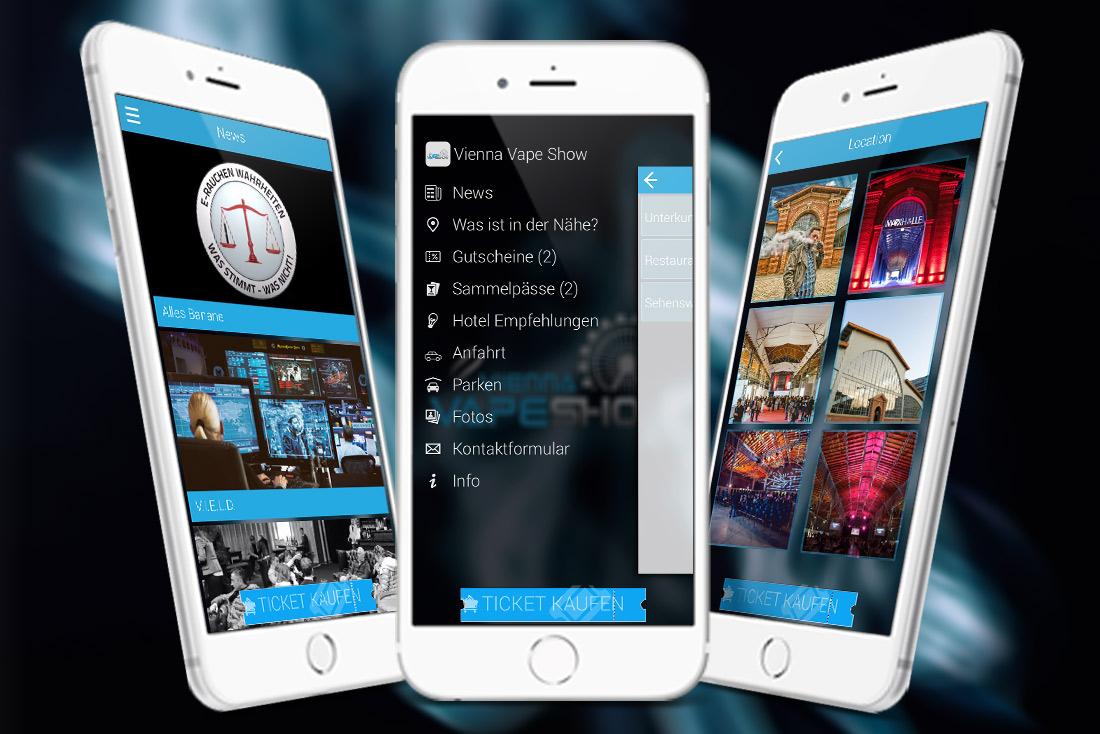 App für Messen und Events