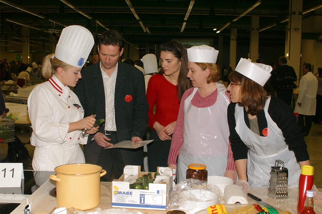 3DC - Mitarbeiter-Event Kochen