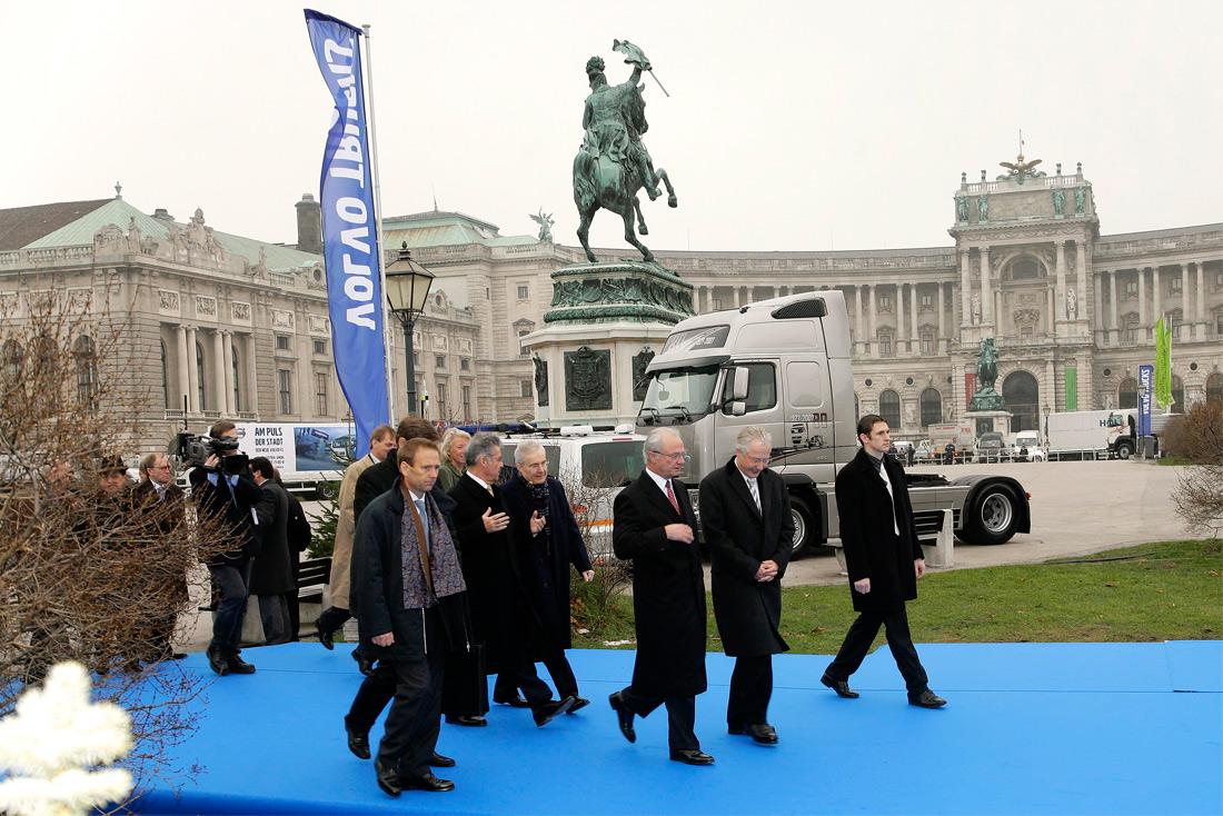 3DC Presse-Event Wien
