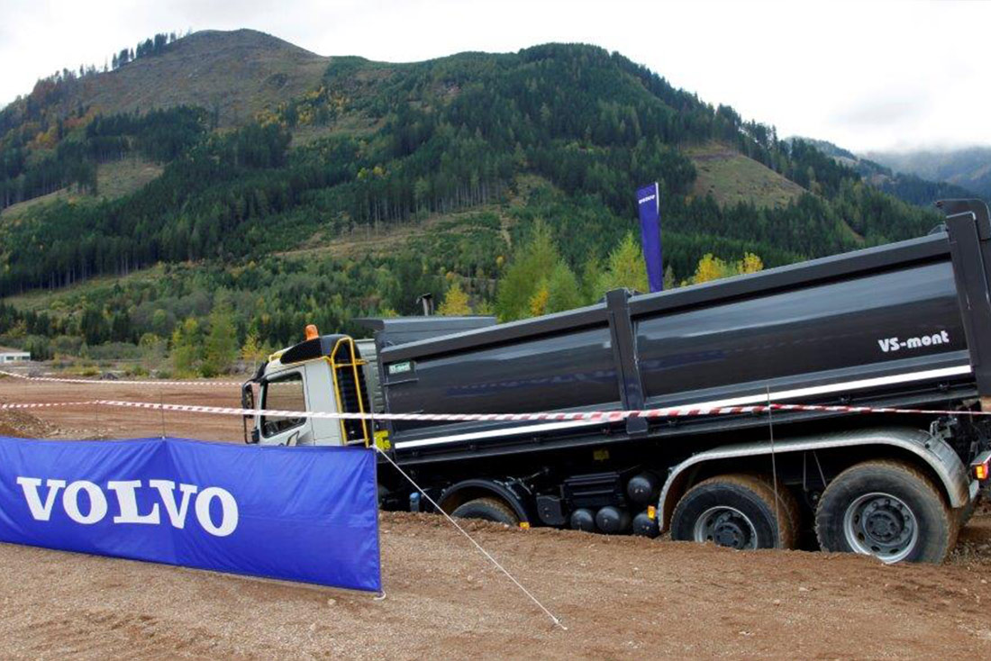 3DC - Volvo Truck Produkt-Event