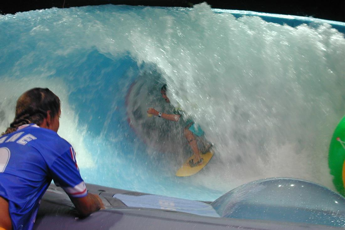 3dc Image-Event Surfer